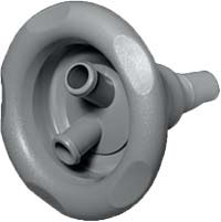 212-6447 Power storm II 5 point scalloped grey 127mm
