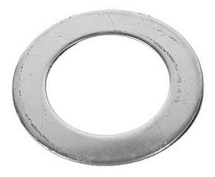Trim ring stainless steel voor 660-3577 Air Control.