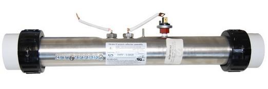 Heater assembly truheat WAV SSPA pack C-3.0 Kw-240V-2-INC, incl. pressure switch.