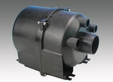 APR400 Pre-heated air blower (verwarmde luchtpomp).